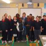 11 Oct 12 Clondalkin -  6th Class