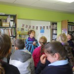 4 Oct 2012 Hollyhill Library, Cork - howling lesson