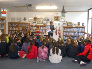 Fermoy Library - 5th and 6th class 18 Oct 12