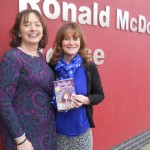 Marion Carroll of Ronald McDonald House Crumlin Hospital and Me
