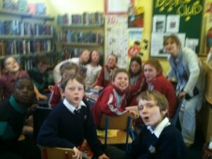 Terenure Library Dublin – June