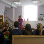 9 Oct 12 Kilbeggan Library Westmeath