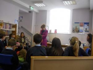 9 Oct 12 Kilbeggan Library Westmeath