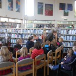 Young writers in New Ross 30 Oct 2012