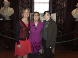 Trinity College Bookmarks Finale with Hannah Maguire and Kathleen Brennan O'Toole