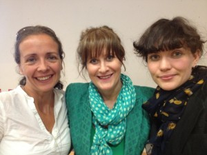 Irish PEN writers Conference with writers Ger Meade and Deirdre Sullian