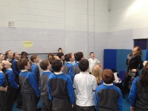 How to growl Rathmore NS Kildare